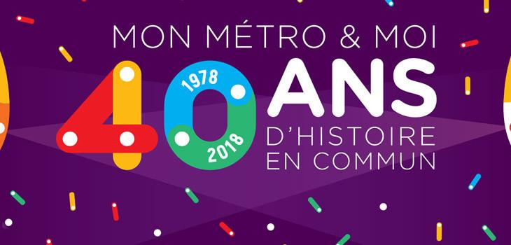 40 ans du métro à Lyon