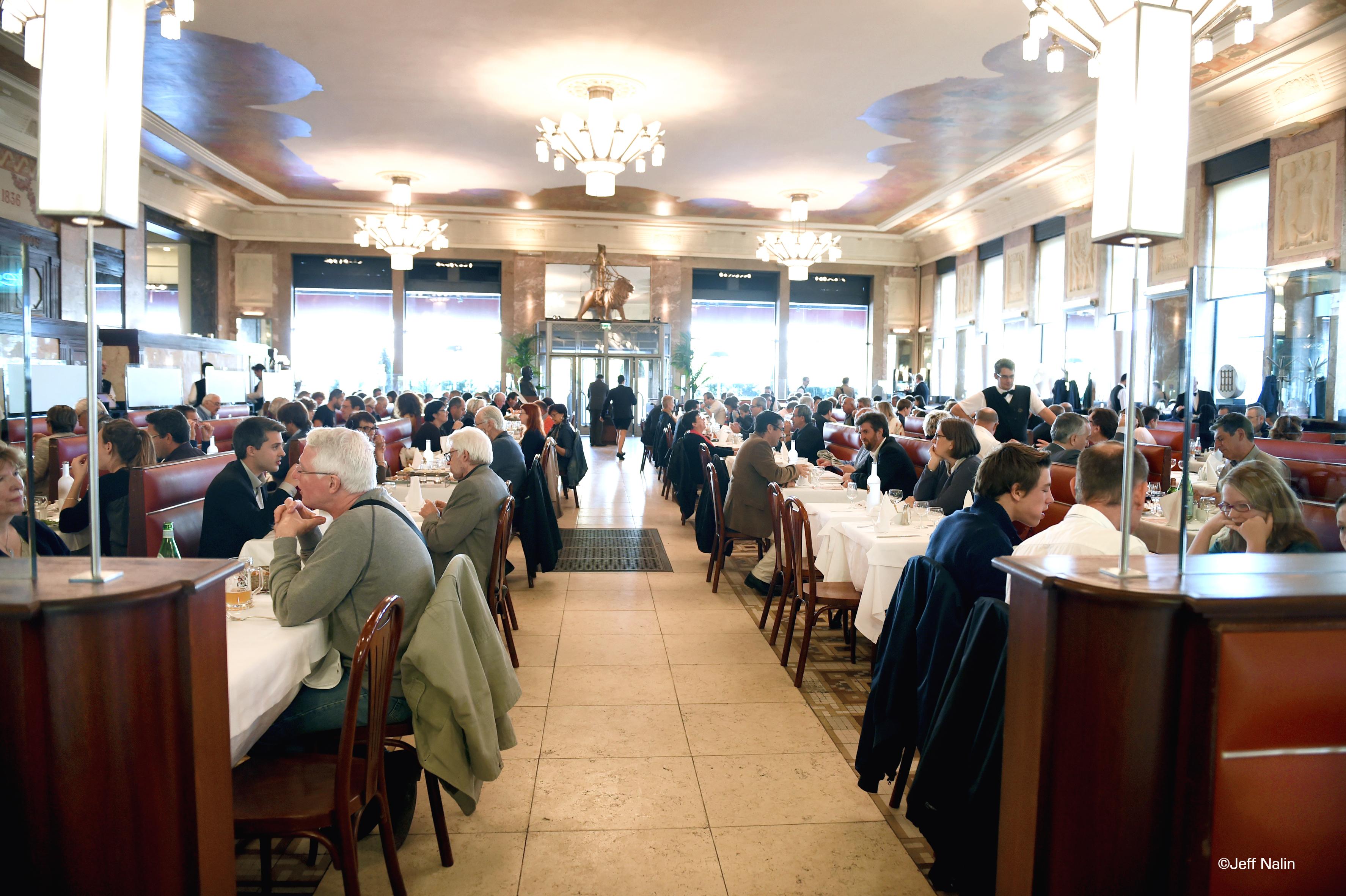Brasserie Georges / salle