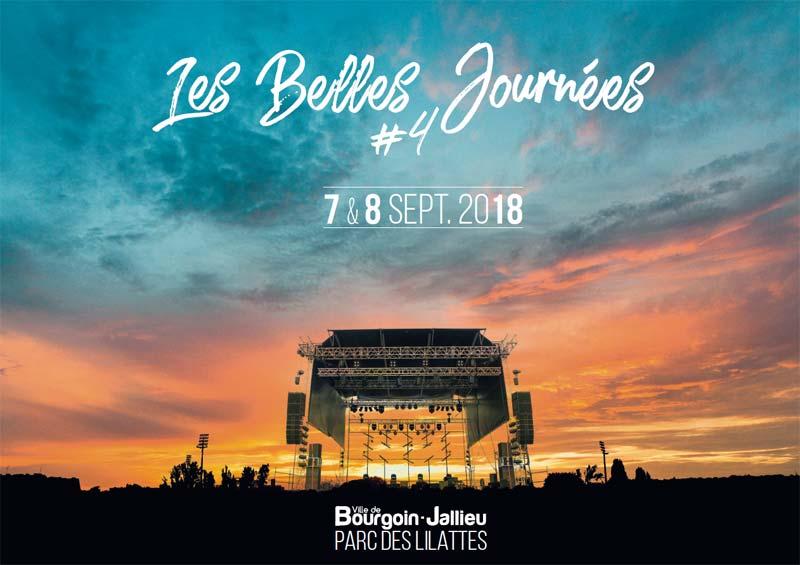 Festival Les Belles journées à Bourgoin-Jallieu