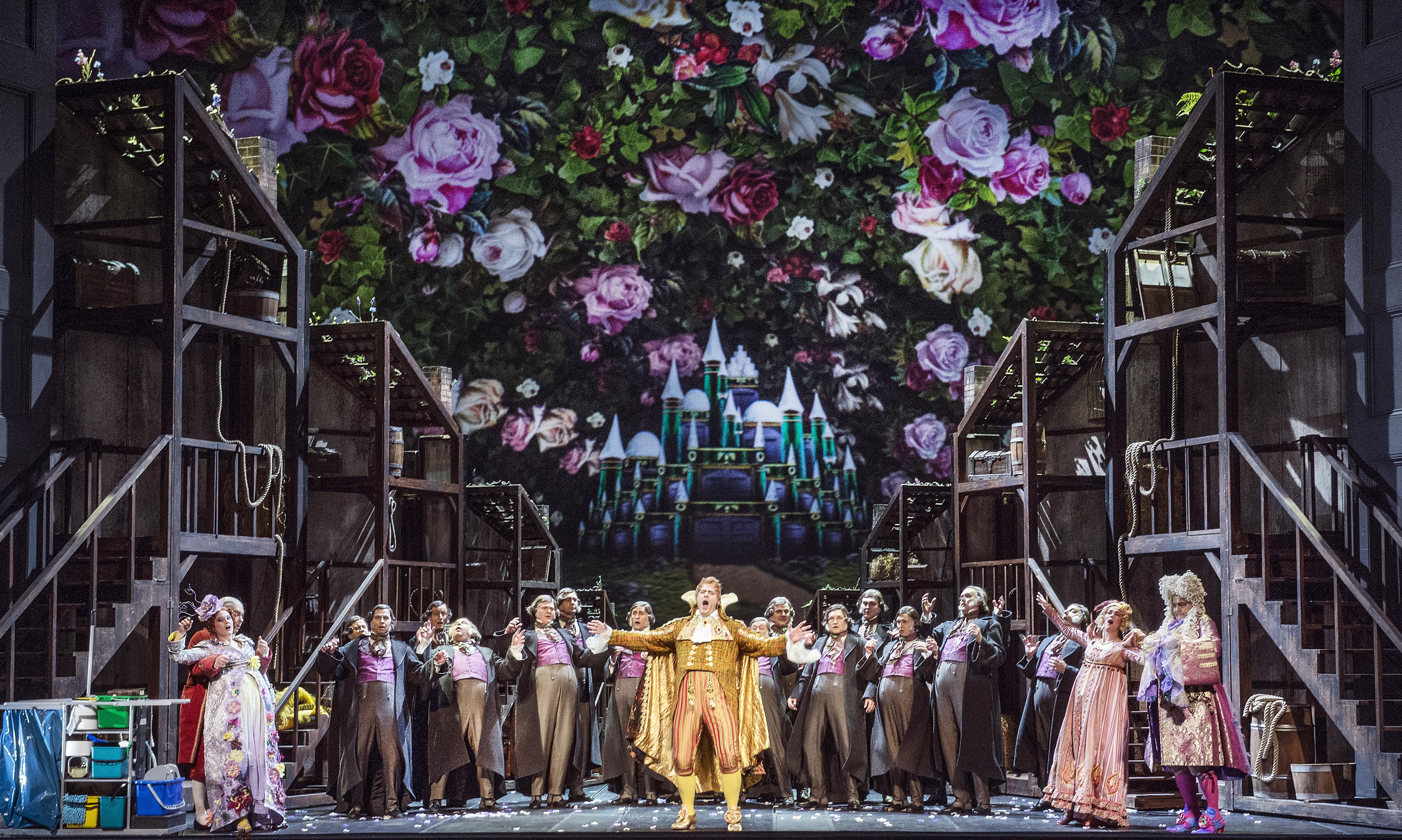 La Cenerentola de Rossini / Opéra de Lyon