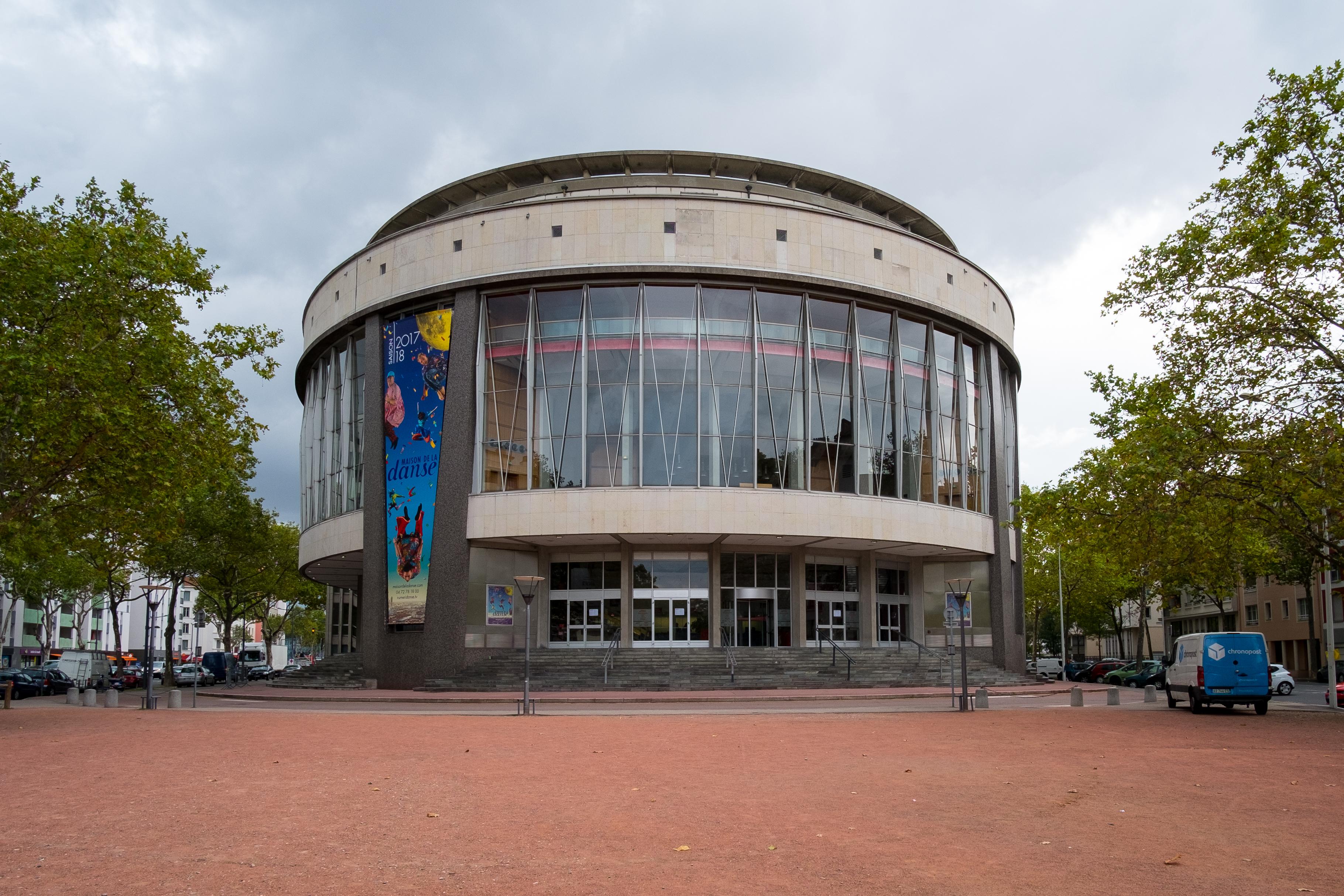 Maison de la danse à Lyon