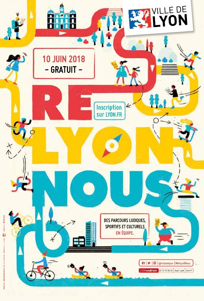 Re-Lyon-Nous 2018, affiche