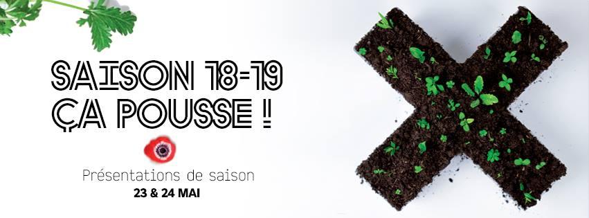Théâtre de la Croix-Rousse, saison 2018/2019