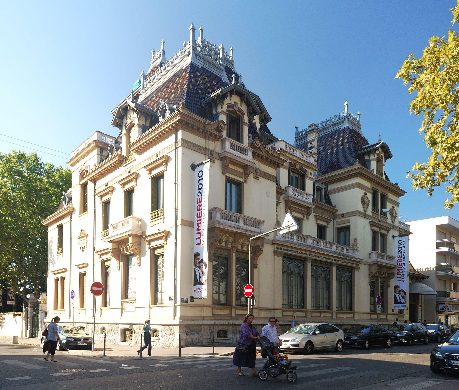 Institut Lumière à Lyon