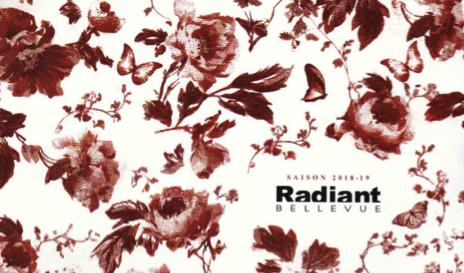 Radiant-Bellevue, saison 2018/2019