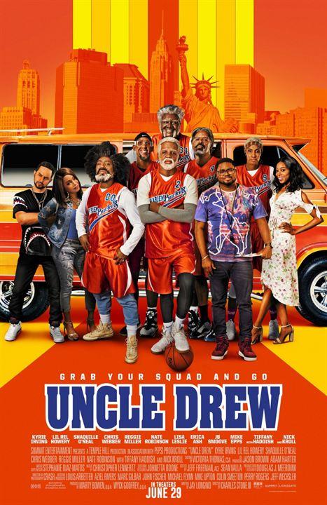 Uncle Drew affiche