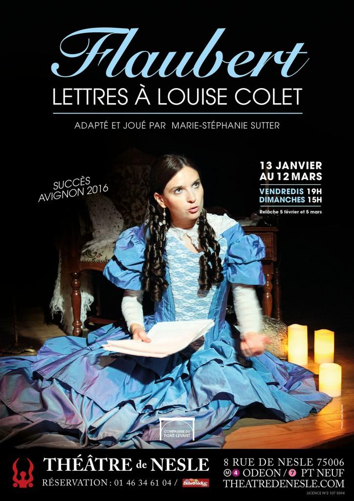 Flaubert - Lettres à Louise Collet