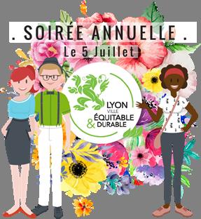 Label Lyon ville équitable et durable