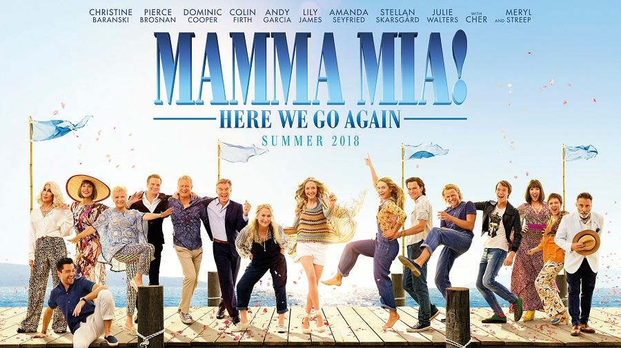 Mamma Mia! Here We Go Again : critique
