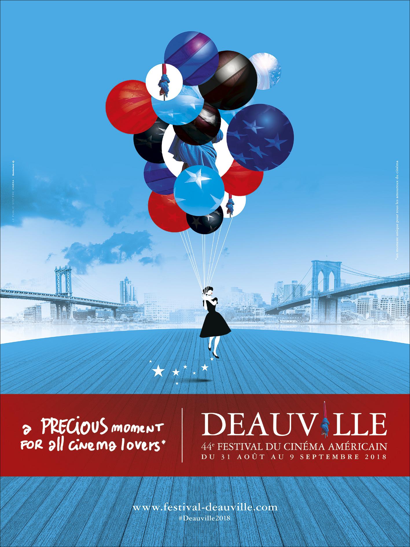 44e Festival du Cinéma Américain de Deauville