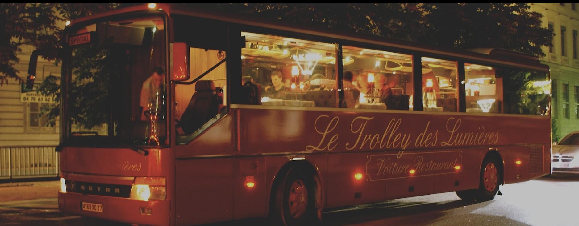 Le Trolley Des Lumières