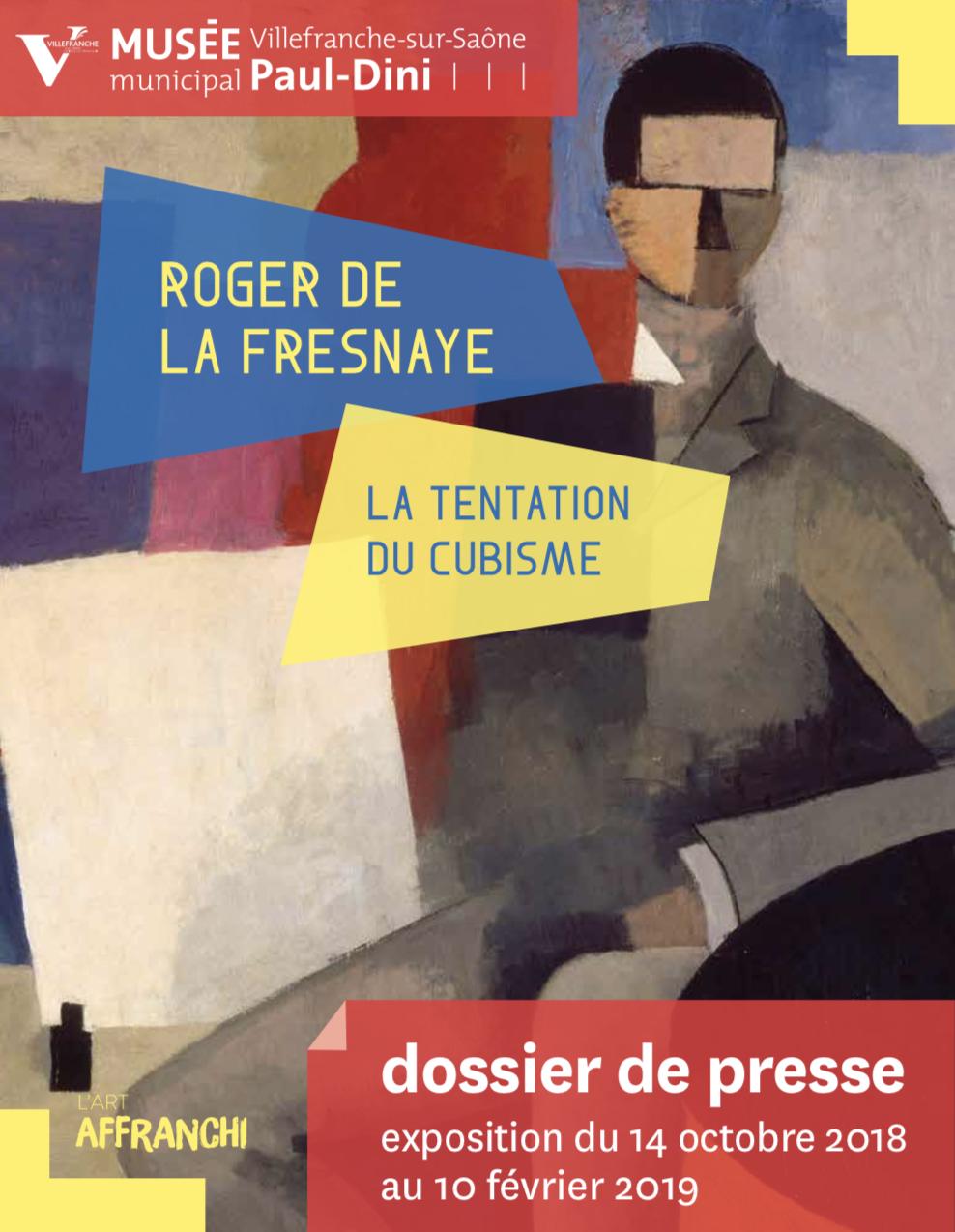 Exposition Roger de la Fresnaye au Musée Paul Dini à Villefranche-sur-Saône