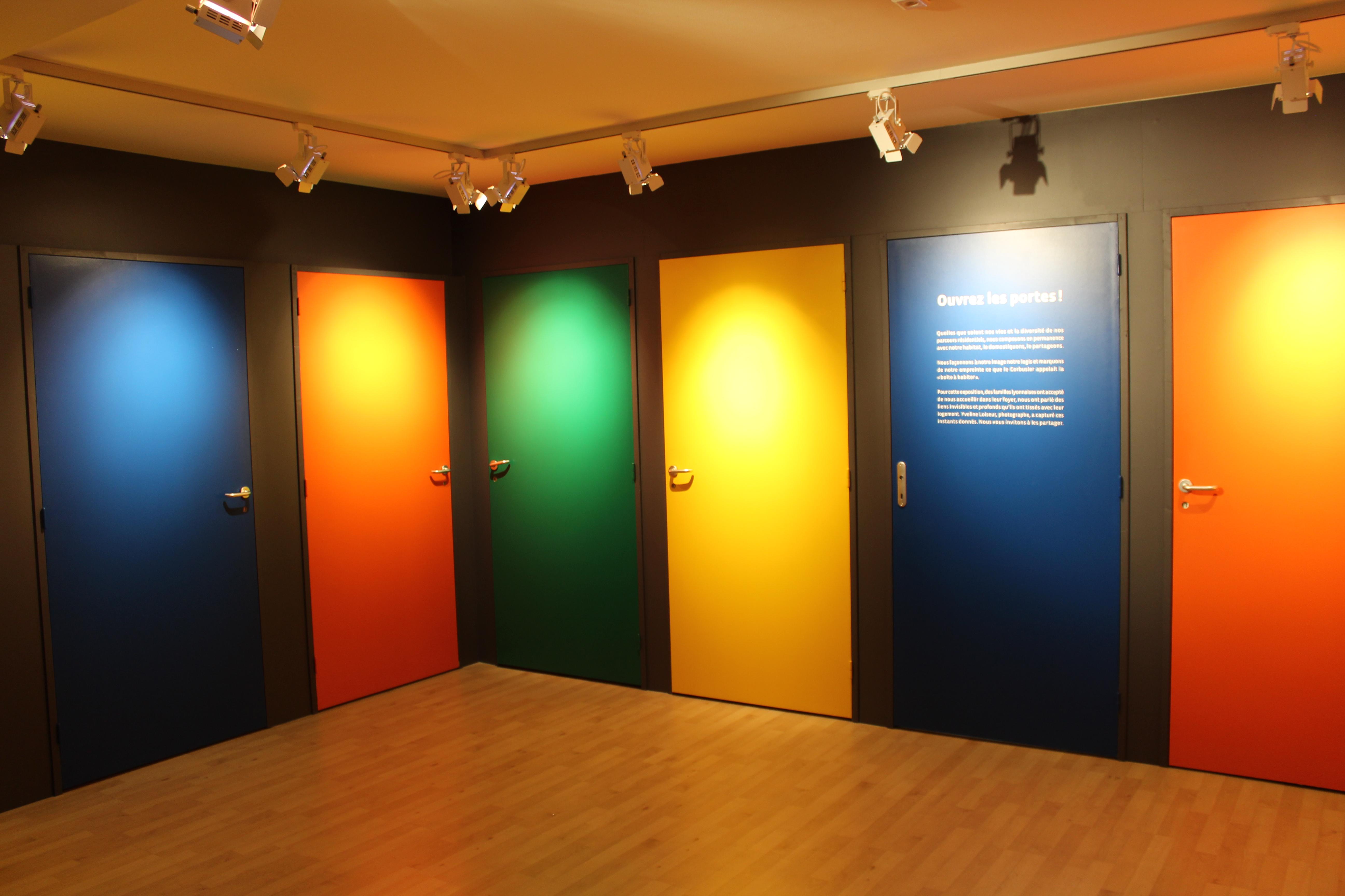 Exposition La Vie Mode d'Emploi au Musée Urbain Tony Garnier