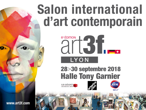 Salon A3F Lyon