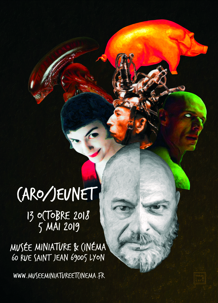 Caro/Jeunet, l'exposition / Musée Miniature et Cinéma
