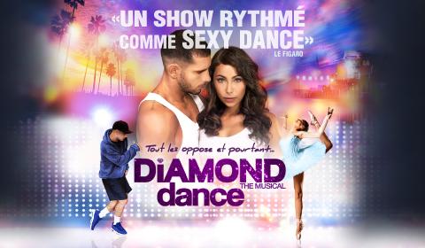 Diamond Dance The Musical à l'Amphithéâtre Lyon Cité Internationale