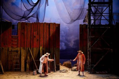 Théâtre des Célestins : Les Fourberies de Scapin