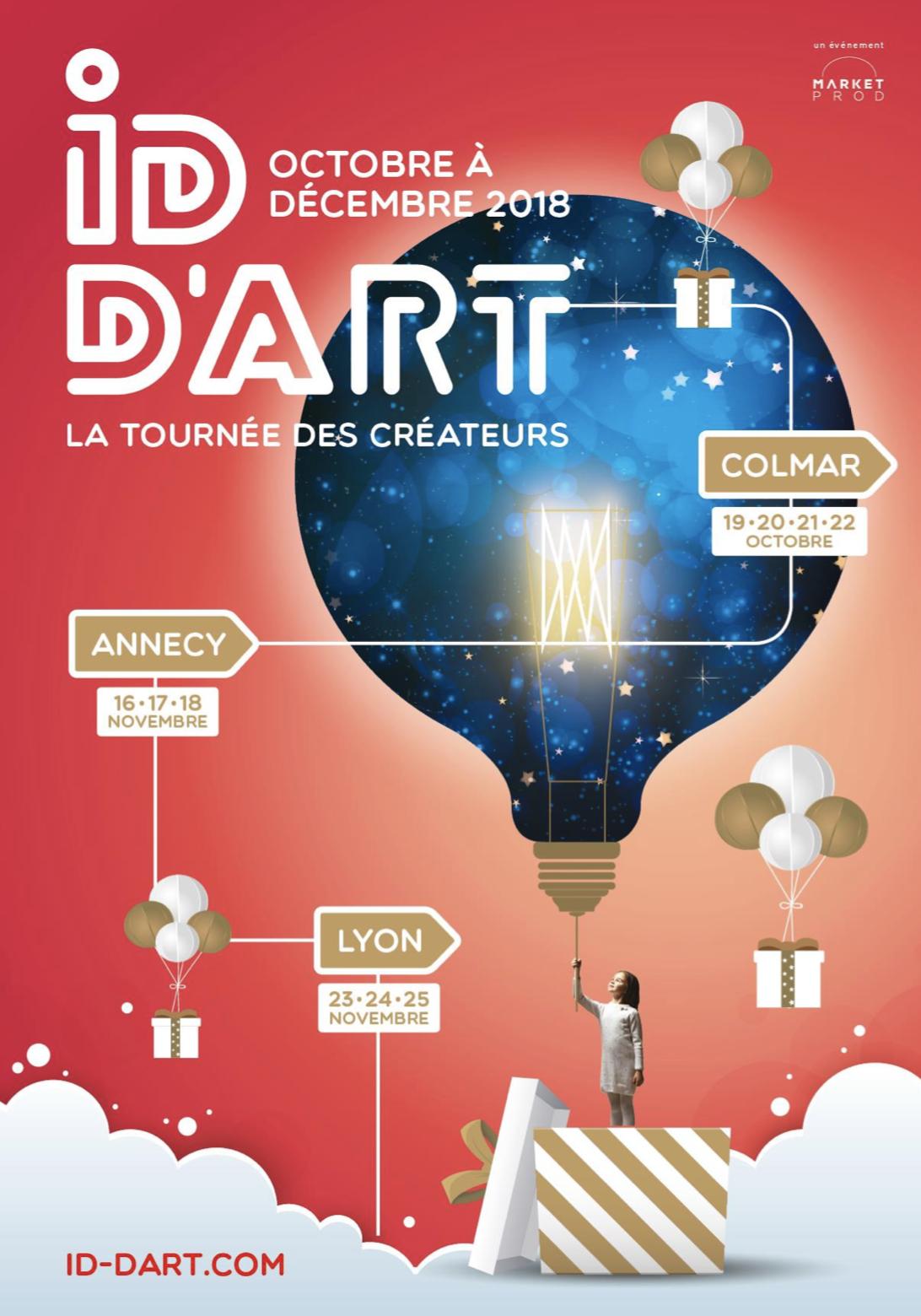 17ème édition ID d'ART à LYON