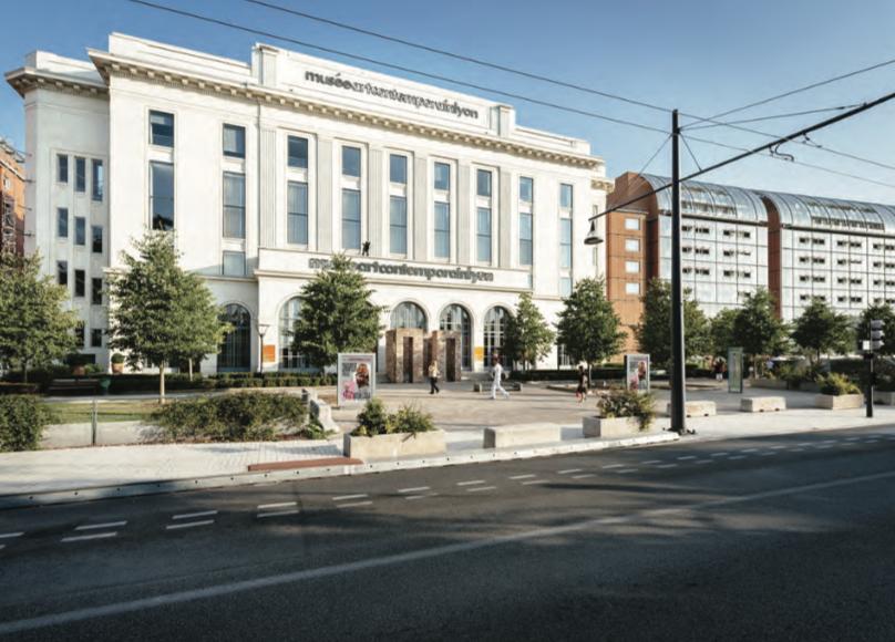 Musée d'art contemporain de Lyon : nouvelle équipe et