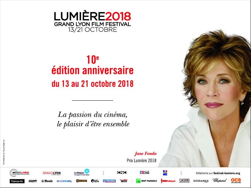 Prix Lumière 2018 - Jane Fonda