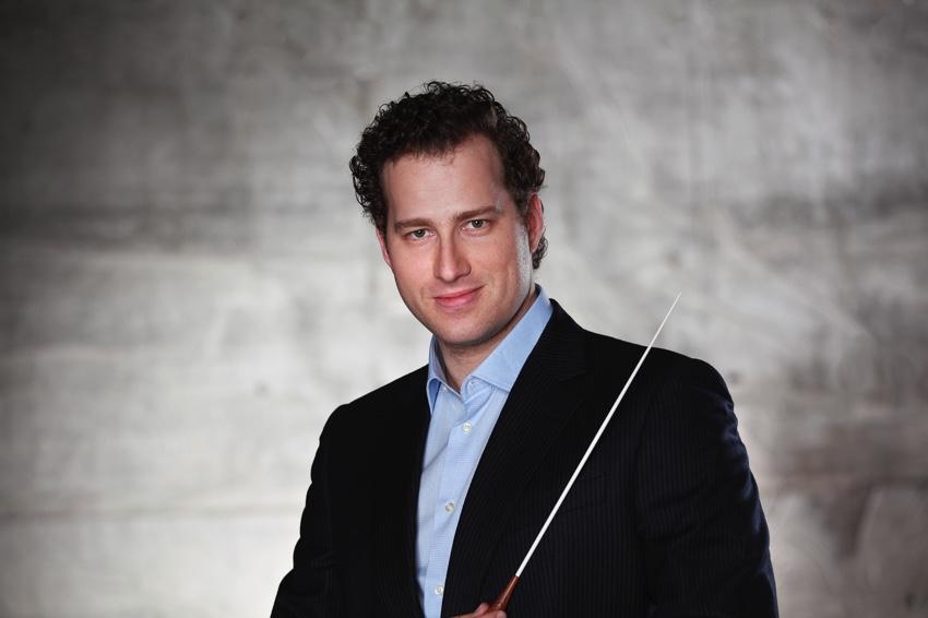 Nikolaj Szeps-Znaider, nouveau directeur musical