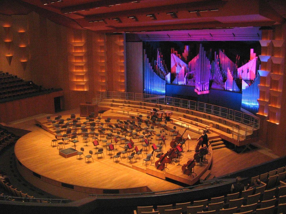 Auditorium Maurice-Ravel Lyon