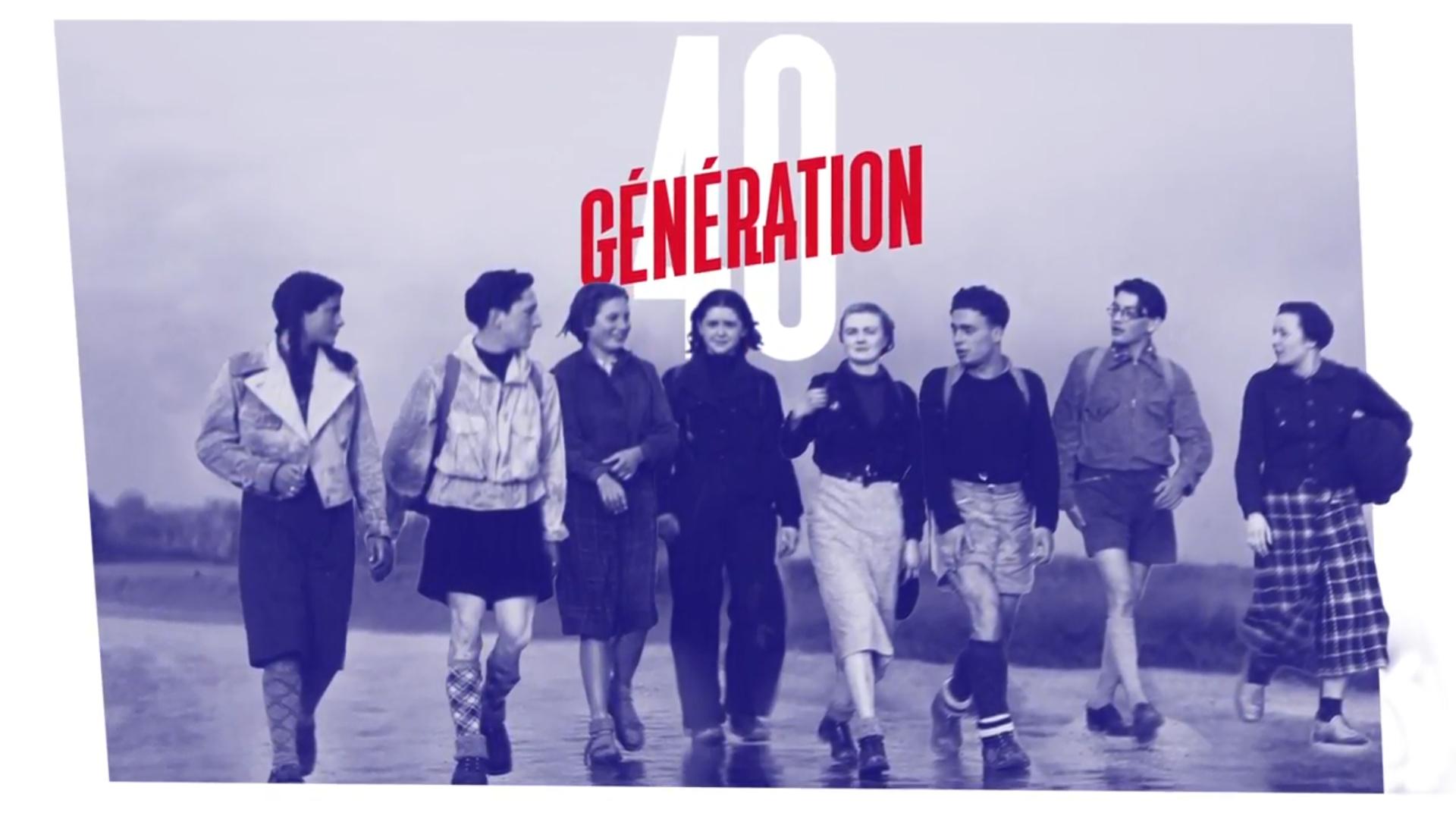 CHRD Lyon : Génération 40 - Les jeunes dans la guerre