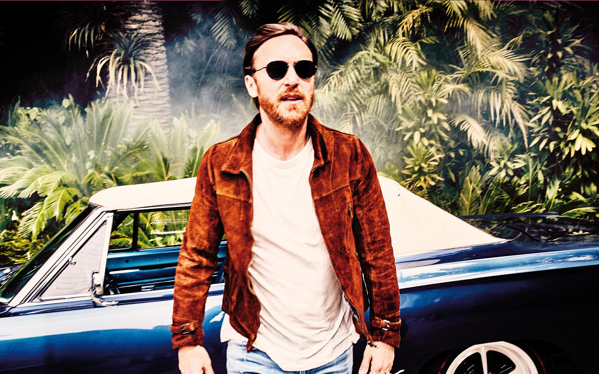 David Guetta – 27 novembre 2019 à la Halle Tony Garnier