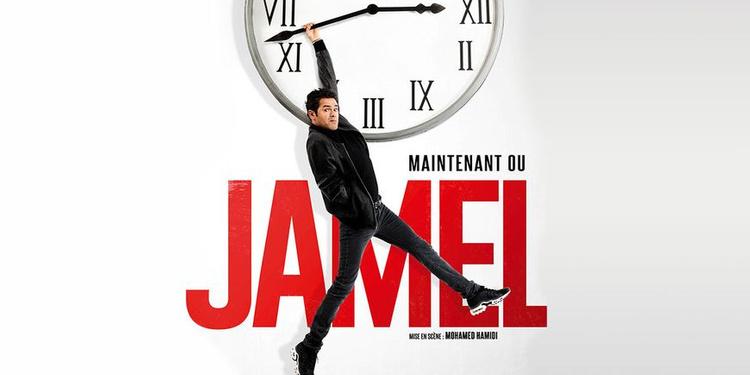 Maintenant ou Jamel - 4 octobre 2019 à la Halle Tony Garnier