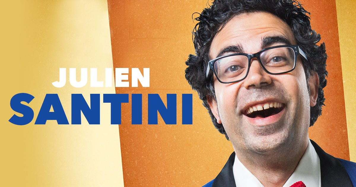 Julien Santini - Julien Santini s'amuse
