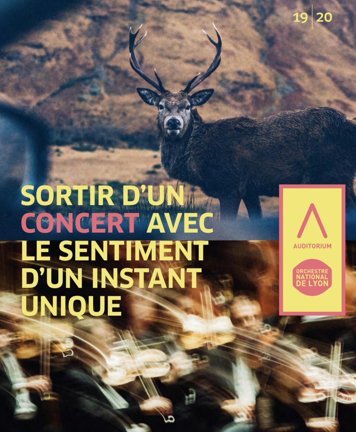 L'Auditorium de Lyon met Beethoven à l'honneur pour sa saison 2019-2020