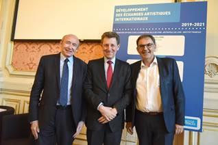 Coopération culturelle : partenariat renforcé entre la ville de Lyon, la métropole et l'institut français