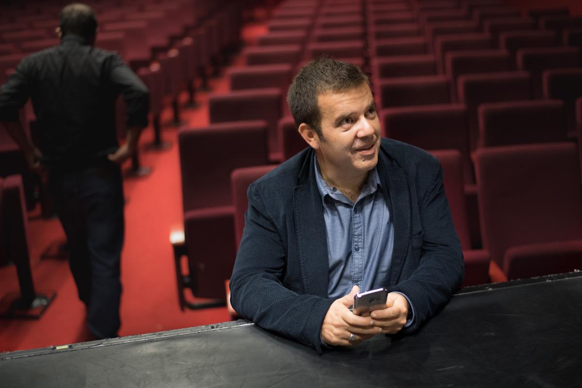 Comédie Odéon : interview de Julien Poncet