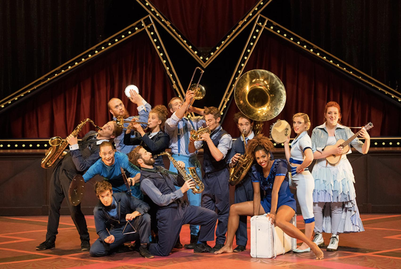Cirque Eloize | Les Nuits de Fourvière