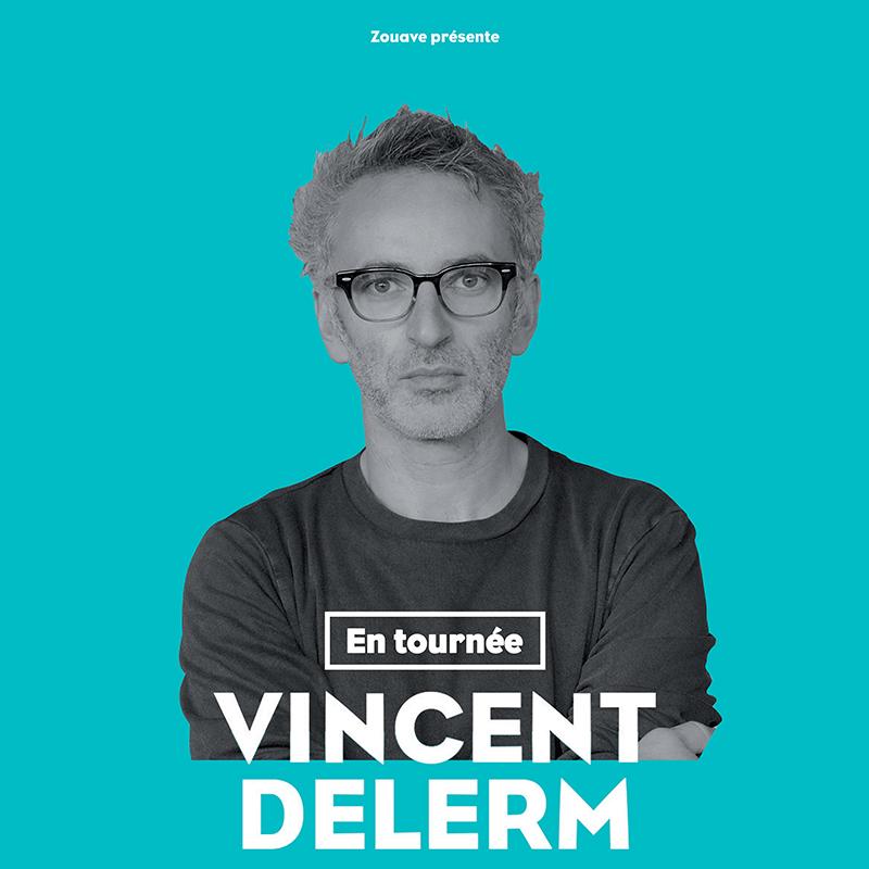 Vincent Delerm en concert le 11 mars 2020 à la Bourse du Travail