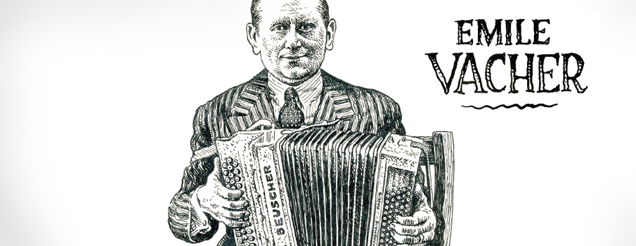 Hommage à Emile Vacher, inventeur du musette | Les Nuits de Fourvière
