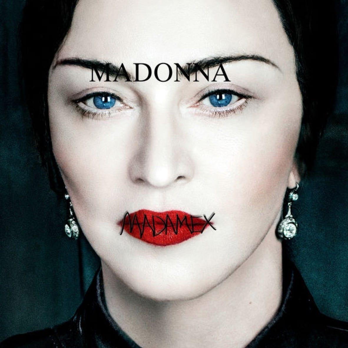 Madonna au Grand Rex de Paris