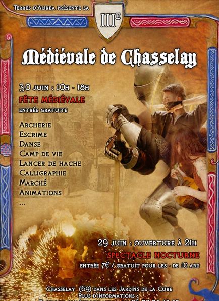 Médiévale de Chasselay