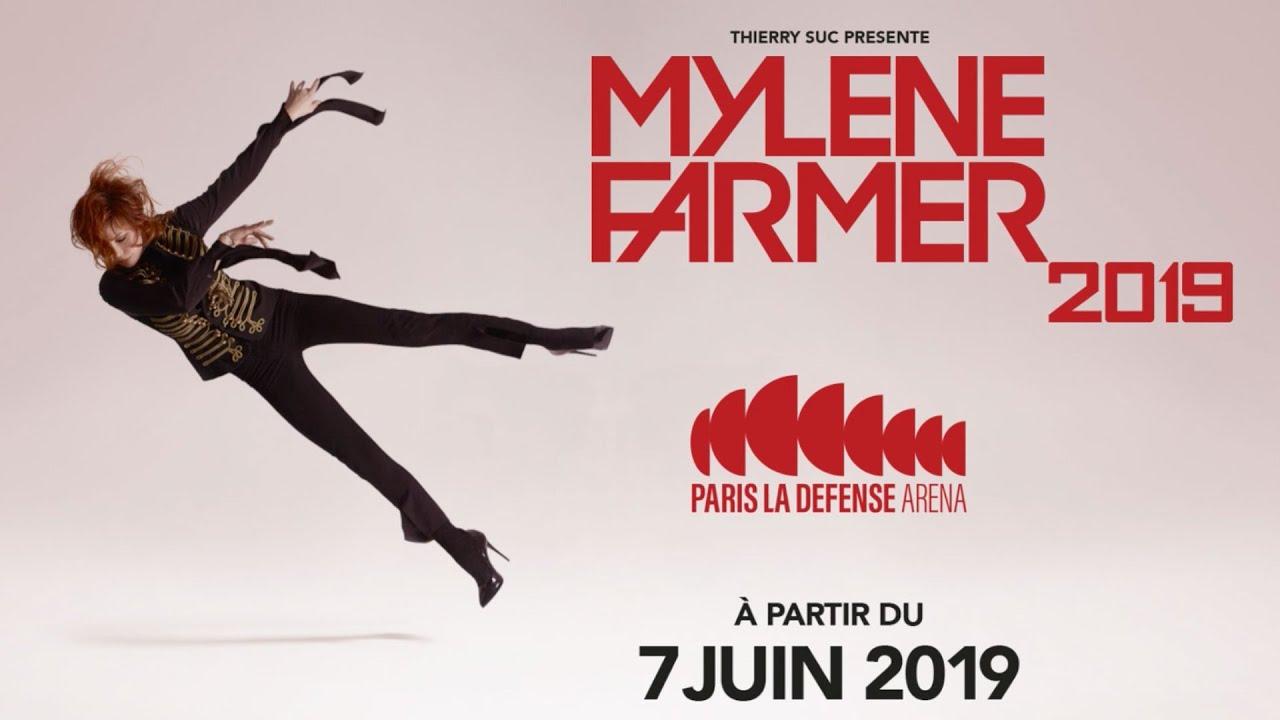 Mylene Farmer 2019 - Paris La Défense Arena