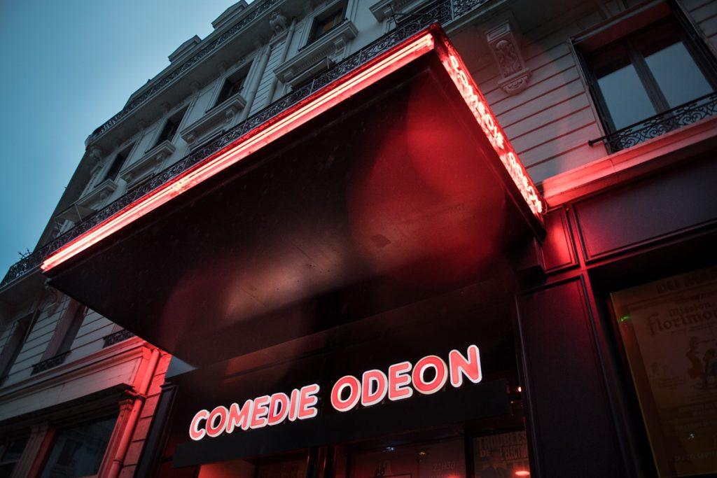 Théâtre Comédie Odéon