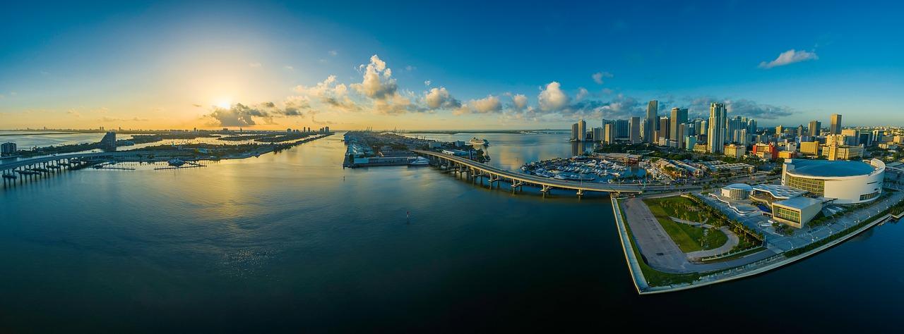 Miami au départ de Lyon