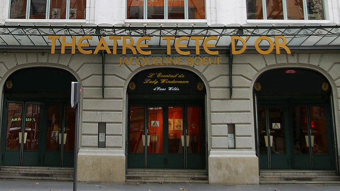 Théâtre Tête d'Or