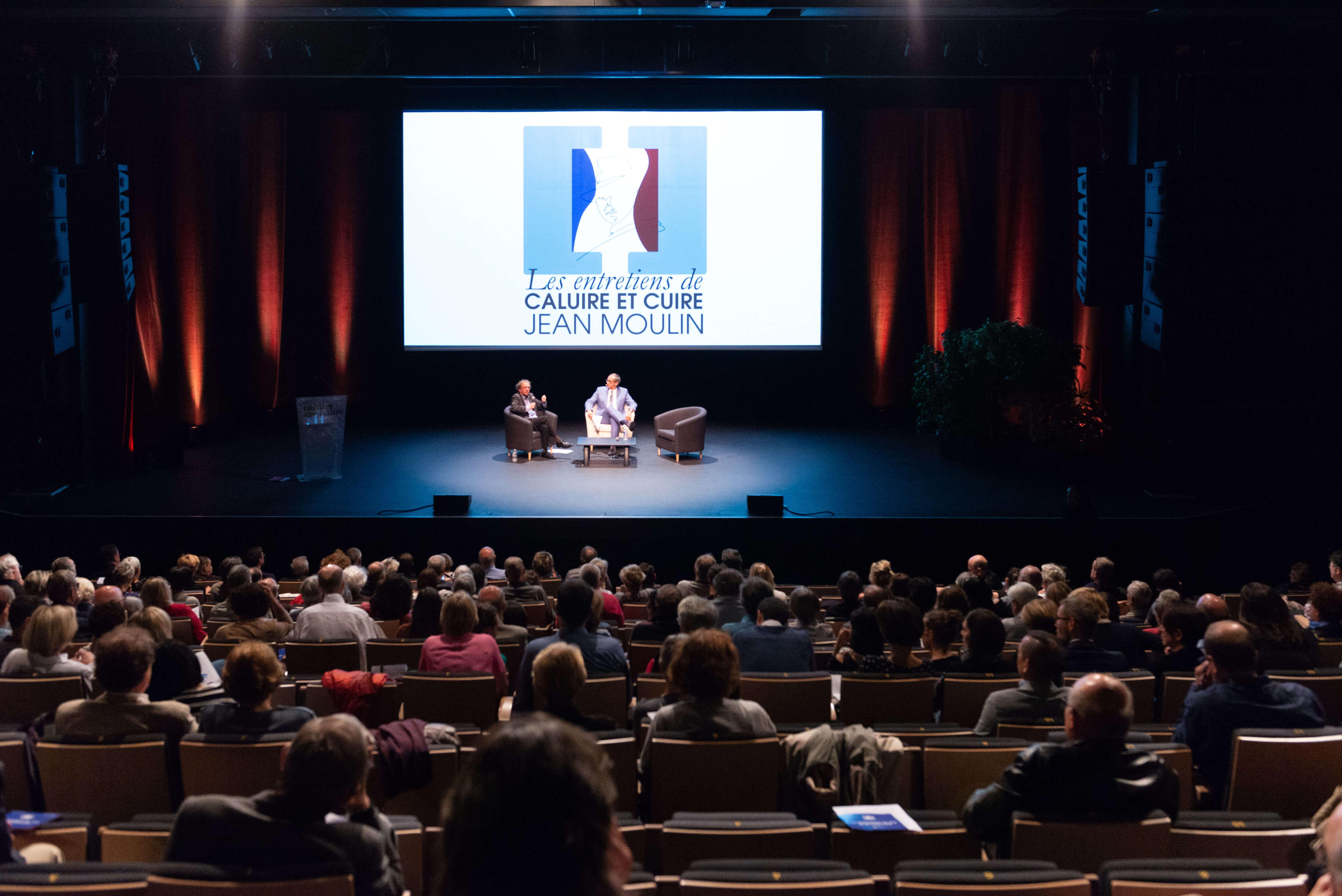Les entretiens de Caluire et Cuire Jean Moulin