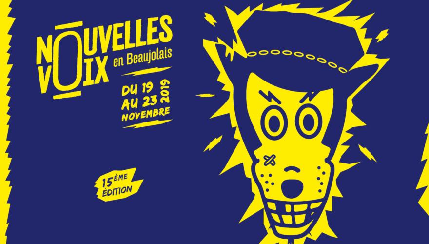 Festival Nouvelles voix en Beaujolais 2019 - Théâtre de Villefranche-sur-Saône