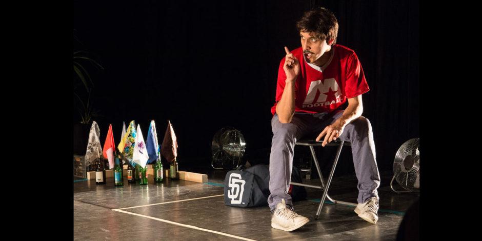 Festival Sens Interdit : Tijuana - Théâtre nouvelle génération