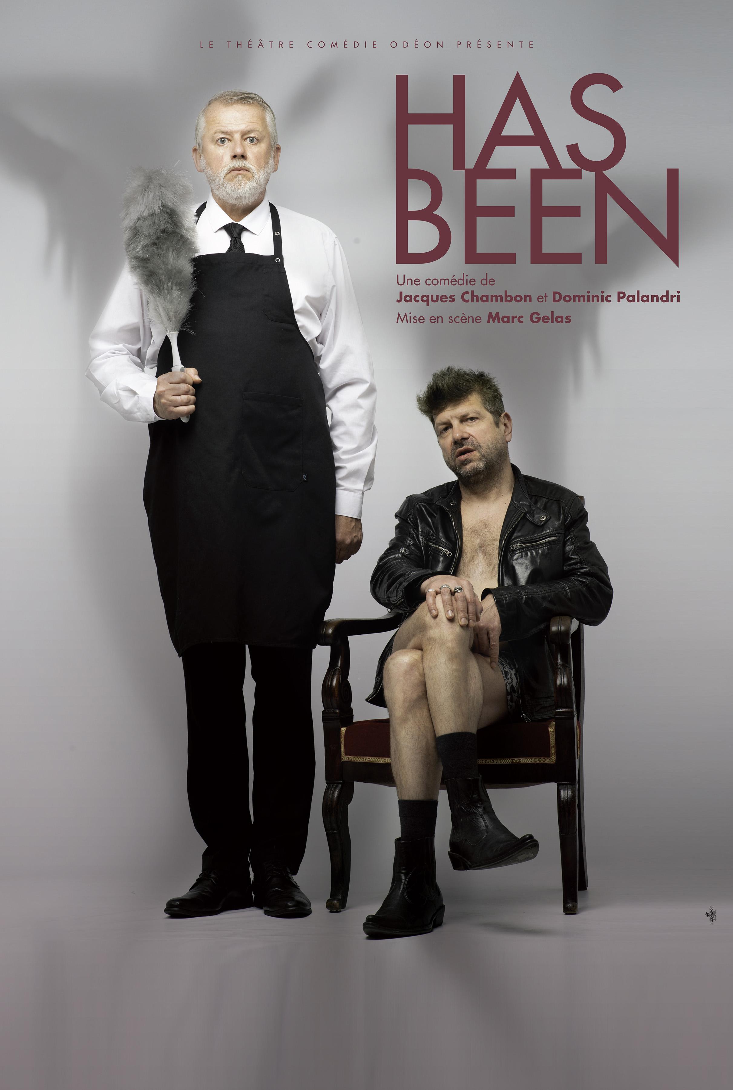 Hasbeen - Théâtre Comédie Odéon