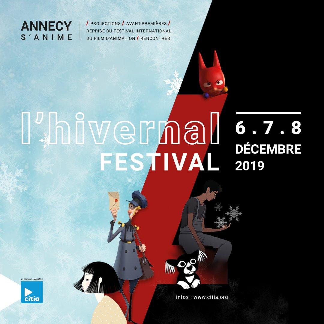 L'Hivernal Festival à Annecy