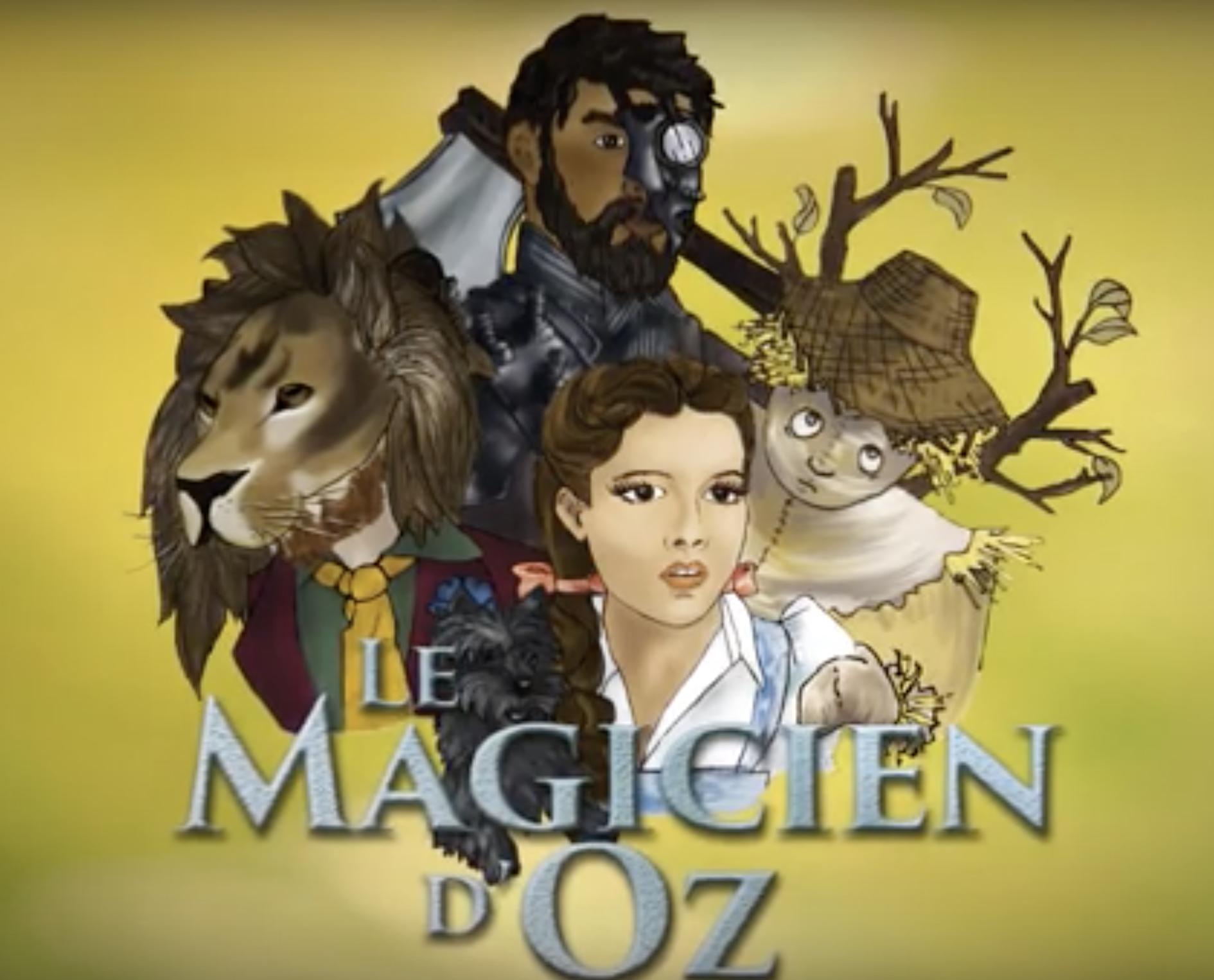 Le magicien d'Oz - Espace Gerson