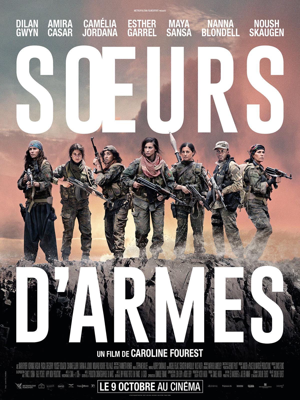 Soeurs d'armes deCaroline Fourest
