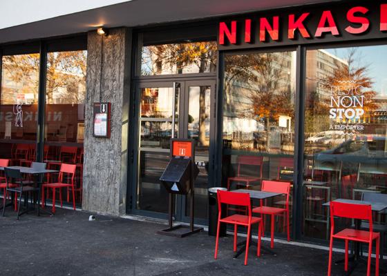 Ninkasi à Villefranche en février 2020